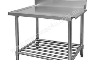 F.E.D. WBBD7-1200R/A Right Outlet Dishwasher Bench