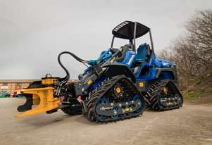 MULTIONE 10.9 MINI WHEEL LOADER WITH HIGH FLOW HYDRUALICS