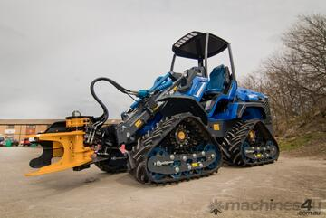 MULTIONE 10.9 MINI WHEEL LOADER WITH HIGH FLOW HYDRAULICS