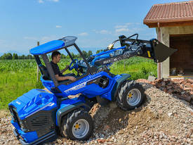 MULTIONE 10.8 MINI WHEEL LOADER WITH HIGH FLOW - picture3' - Click to enlarge