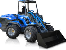 MULTIONE 10.8 MINI WHEEL LOADER WITH HIGH FLOW - picture0' - Click to enlarge