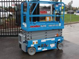 2015 Genie GS1932 Narrow Electric Scissor Lift - picture0' - Click to enlarge