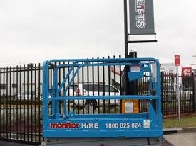 2015 Genie GS1932 Narrow Electric Scissor Lift - picture5' - Click to enlarge