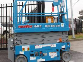 2015 Genie GS1932 Narrow Electric Scissor Lift - picture12' - Click to enlarge
