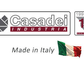 Casadei E450 240V hotmelt automatic edgebander - picture6' - Click to enlarge
