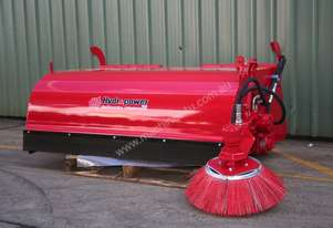 Hydrapower 73FB Bucket Broom attachment