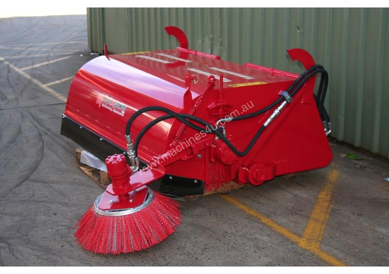 73FB Bucket Broom attachment