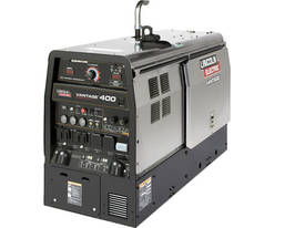 Lincoln Electric Vantage 400 Engine Driven Welder - picture0' - Click to enlarge