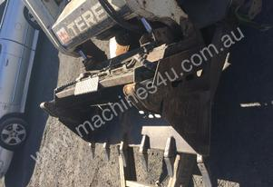 Good condition Terex Positrack