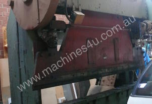 Power Press Brake Folder Pan Brake-Bliss 60 ton Mechanical Press