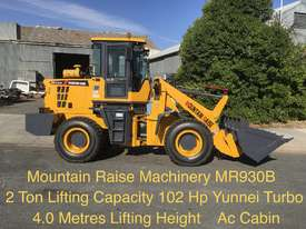 Brand New Mountain Raise Machinery Wheel Loader - picture0' - Click to enlarge
