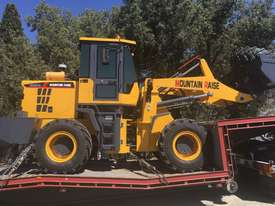 Brand New Mountain Raise Machinery Wheel Loader - picture19' - Click to enlarge