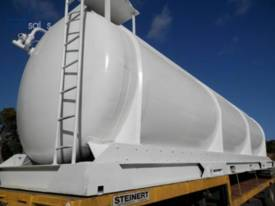 DIESEL/WATER TANK HEAVY ALUMINIUM - picture1' - Click to enlarge