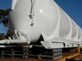 DIESEL/WATER TANK HEAVY ALUMINIUM - picture2' - Click to enlarge