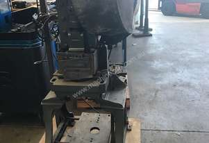 C frame press 5 tonne approx (works well)
