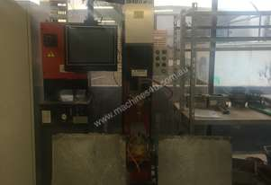 Amada ID 40IV spot welder with ST-40