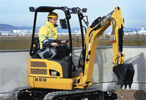 1.7 TONNE ZERO SWING TIGHT ACCESS MINI EXCAVATOR