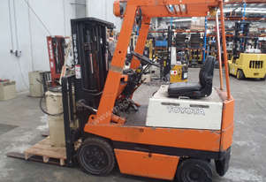 1.5t Container Toyota Forklift