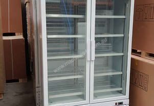 2 Door Diplay Fridge ICCOLD