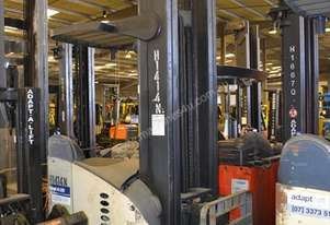 Good Condition Battery Electric Reach Truck