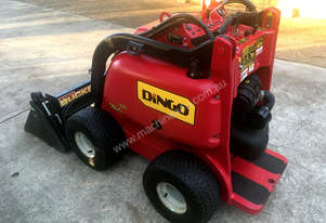 2010 Dingo K94 Pro (138 hrs) and trencher