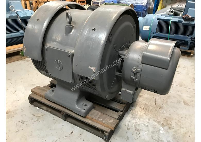 220 kw 6 pole 415v Slip Ring Electric Motor