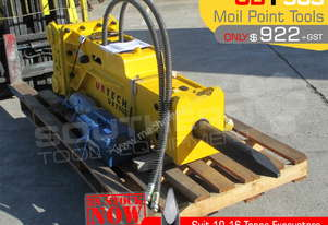 UBT50S Moil point Tool for Hydraulic Hammer