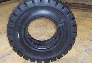 6.00X9 NON-MARKING PUNCTURE PROOF FORKLIFT TYRE