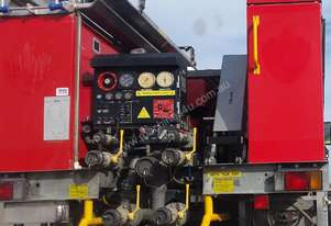 Diesel Firefighting Pump & 3000L Tank + Hoses