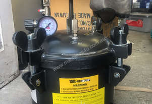 WORKQUIP 10 LTR PRESSURE POT AIR NON AGITATION
