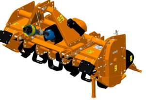Cosmo New   VH58 Rotary Hoe