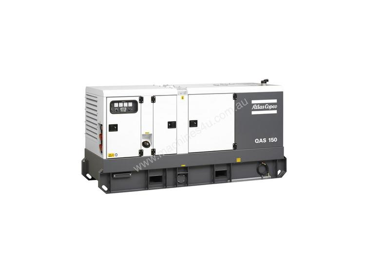 Prime Mobile Generator QAS 150 Temporary Power Generator