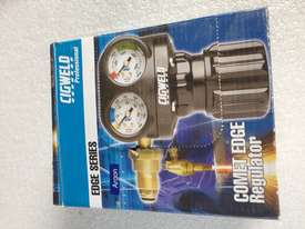 Argon Gas Regulator Cigweld Comet Edge ESS3 Argon TIG Welding 45 LPM 400 kPA - picture1' - Click to enlarge