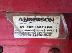 Anderson Hybrid Bale Wrapper Hay/Forage Equip - picture5' - Click to enlarge