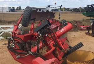 Gregoire Besson 10 Furrow  Mouldboard Plough Tillage Equip