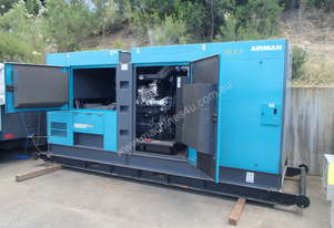 AMAZING OFFER: Second Hand AIRMAN 450 KVA Diesel Power Generator