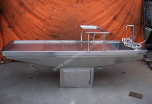mortuary medical table