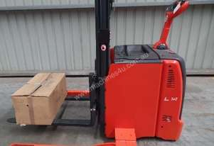 Used Forklift: L14AS Genuine Pre-owned Linde 1.4t