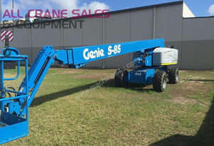GENIE TELESCOPIC boom lift 2013 - ACS