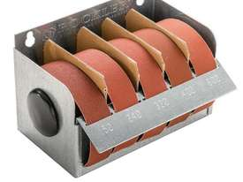 Rockler Multi-Roll Sandpaper Dispenser - picture1' - Click to enlarge