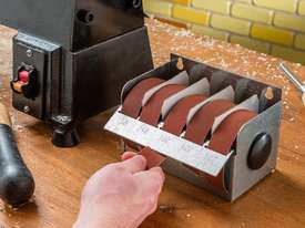 Rockler Multi-Roll Sandpaper Dispenser - picture2' - Click to enlarge