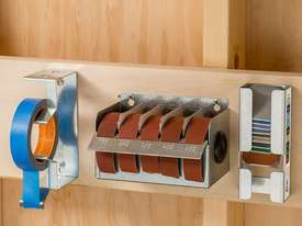 Rockler Multi-Roll Sandpaper Dispenser - picture3' - Click to enlarge