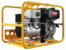 Powerlite 3 Phase 5kVA Yanmar Generator - picture15' - Click to enlarge