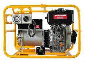Powerlite 3 Phase 5kVA Yanmar Generator - picture16' - Click to enlarge