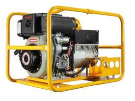 Powerlite 3 Phase 5kVA Yanmar Generator - picture17' - Click to enlarge