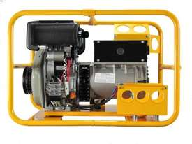 Powerlite 3 Phase 5kVA Yanmar Generator - picture18' - Click to enlarge