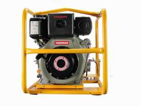Powerlite 3 Phase 5kVA Yanmar Generator - picture20' - Click to enlarge