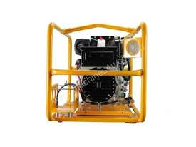 Powerlite 3 Phase 5kVA Yanmar Generator - picture3' - Click to enlarge