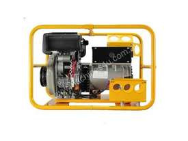 Powerlite 3 Phase 5kVA Yanmar Generator - picture4' - Click to enlarge