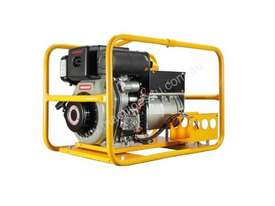 Powerlite 3 Phase 5kVA Yanmar Generator - picture5' - Click to enlarge